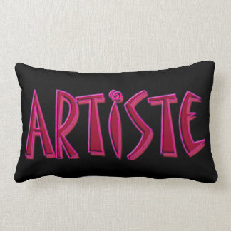 Almohada del collarín del Artiste