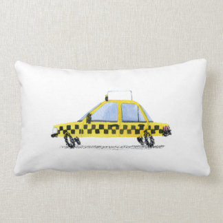 Almohada del collarín del autobús y del taxi