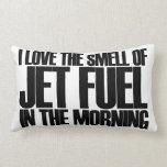 Almohada del combustible de avión