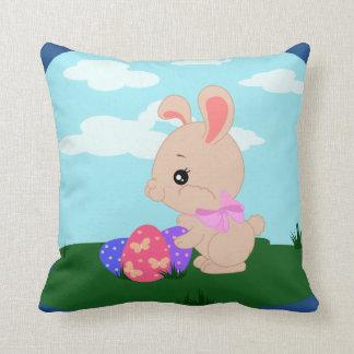 Almohada del conejito - almohada de tiro del