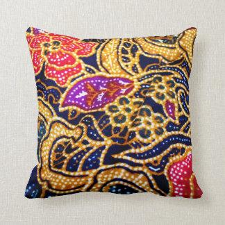 Almohada del cuadrado de la tapicería de Paisley