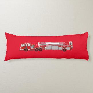 Almohada del cuerpo del coche de bomberos….