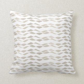 Almohada del diseñador del modelo de flujo del zig