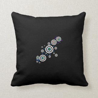 Almohada del diseño del cosmos