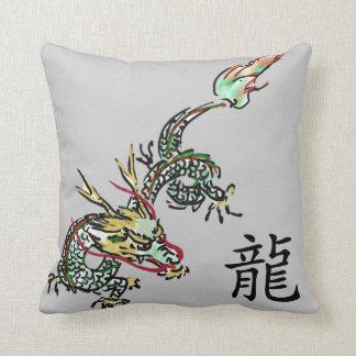 Almohada del dragón