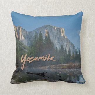 Almohada del EL Capitan Yosemite