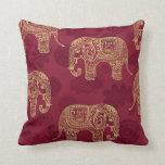 Almohada del elefante indio