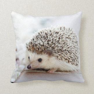 Almohada del erizo cojín decorativo