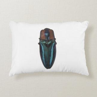 Almohada del escarabajo de tecleo cojín