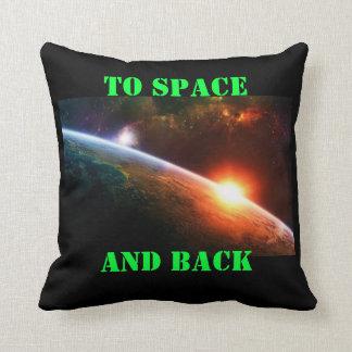 Almohada del espacio