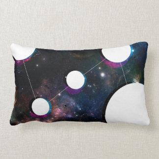 Almohada del espacio profundo (no como pixelated c