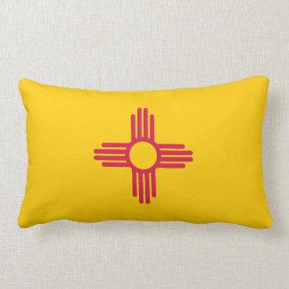 Almohada del estado de New México Cojín Lumbar