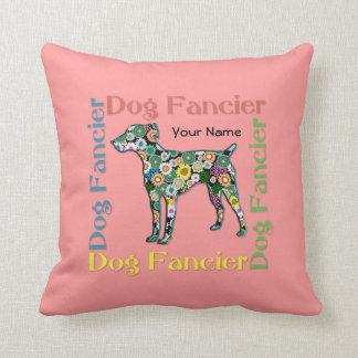 Almohada del Fancier de perro