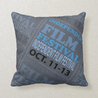 Almohada del Fest de la película
