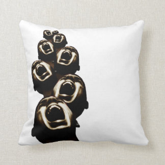 Almohada del grito cojín decorativo