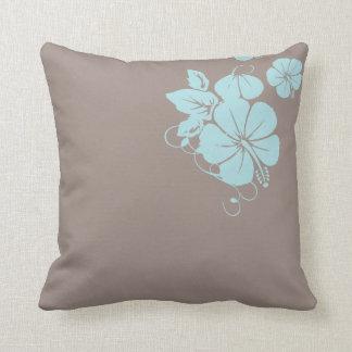 Almohada del hibisco