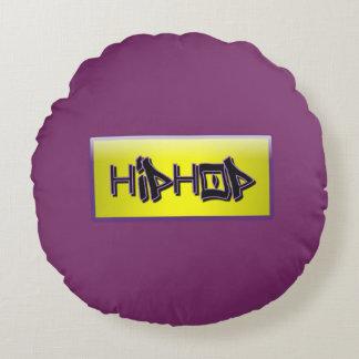 ¡Almohada del hip-hop para la venta! Cojín Redondo