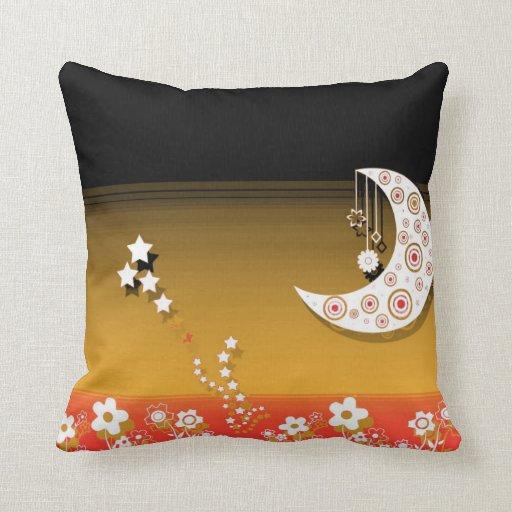 almohada del jardín
