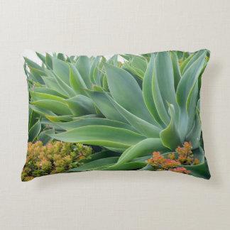 Almohada del jardín del agavo cojín