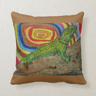 Almohada del lagarto