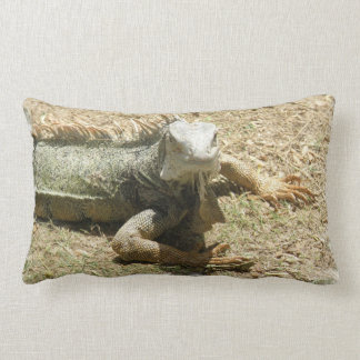 Almohada del lagarto de la iguana