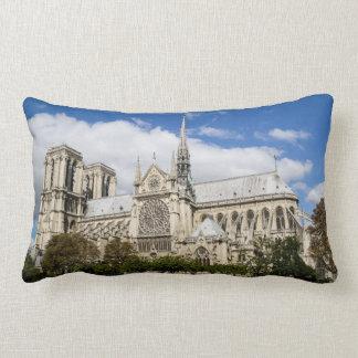 Almohada del Lumbar de Notre Dame Cojín Lumbar