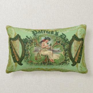 Almohada del Lumbar del día de St Patrick