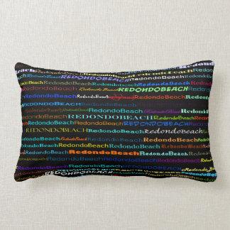 Almohada del Lumbar del diseño I del texto de Cojín Lumbar