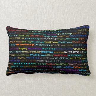 Almohada del Lumbar del diseño I del texto de la Cojín Lumbar