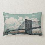 Almohada del Lumbar del puente de Brooklyn