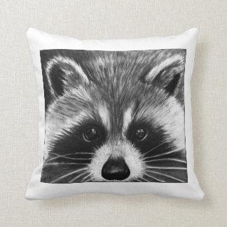 Almohada del mapache