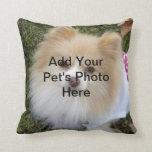 Almohada del mascota