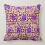 Almohada del modelo de Boho de la tapicería por KC