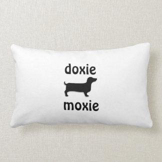 almohada del moxie del doxie