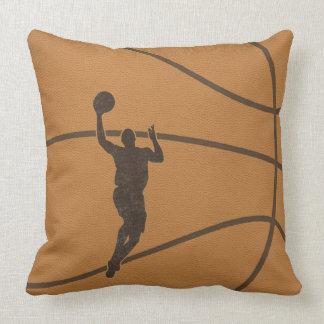 Almohada del muchacho del baloncesto