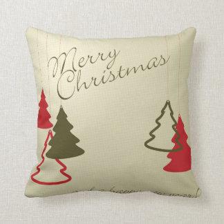 Almohada del navidad