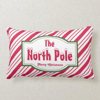 Almohada del navidad de Polo Norte
