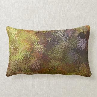 Almohada del oro cojín lumbar