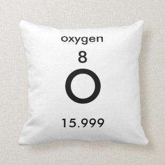Almohada del oxígeno del cuadro periódico 8