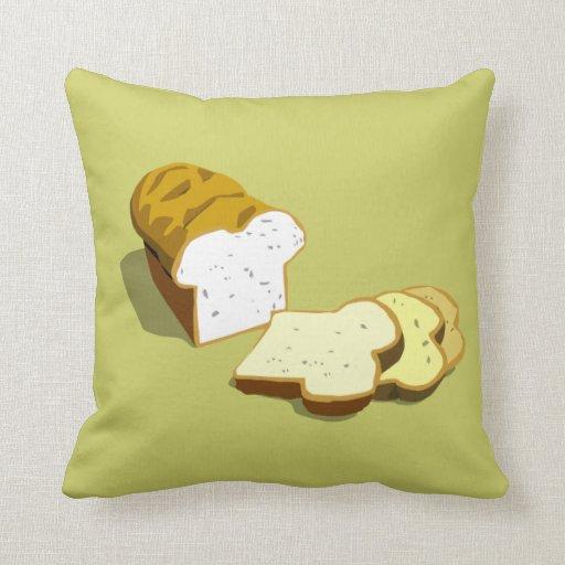 Almohada del pan del pan