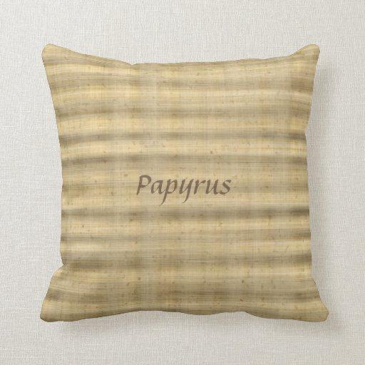 Almohada del papiro