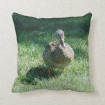 almohada del pato