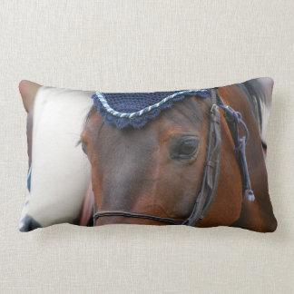Almohada del perfil del caballo