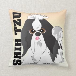 Almohada del perro de Shih Tzu