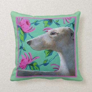 Almohada del perro del galgo