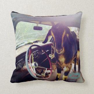Almohada del poder de la cabra
