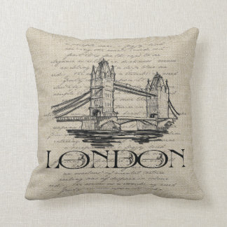 Almohada del puente de la torre de Londres