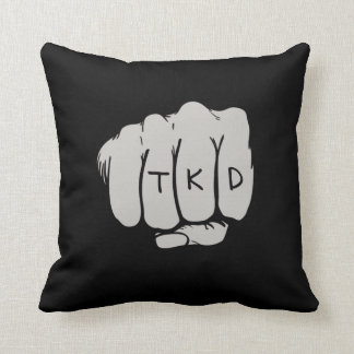 Almohada del puño de los artes marciales TKD