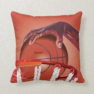 Almohada del punto de la clavada del baloncesto
