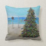Almohada del reversible del navidad cojín decorativo